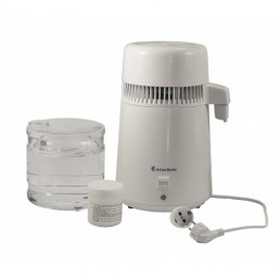 Destiladora de Agua Terapia Clark doctora Hulda Clark