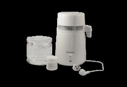 Destiladora de agua terapia clark dra hulda clark
