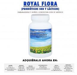 Royal Flora probiotico terapia clark productos clark