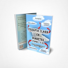 Terapia Clark en diabetes Hulda Clark